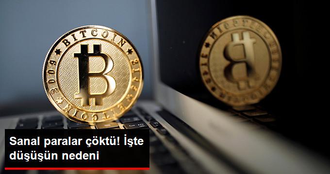 Bitcoin 8 Bin Doların da Altını Gördü