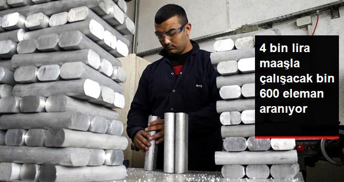 Sanayi Sitesi İşverenleri, 4 Bin Lira Maaşla Eleman Bulamıyor