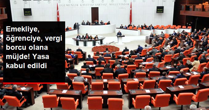 Meclis'ten Müjdeli Haber, Torba Paket Komisyonda Kabul Edildi