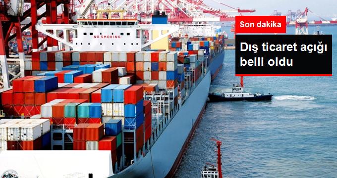 Dış Ticaret Açığı Yüzde 9,1 Azaldı