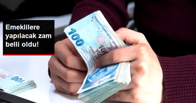 Ocak Ayında Emeklilerin En Düşük Maaşı 106 Lira Artacak