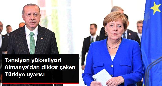 Almanya'dan Vatandaşlarına Türkiye'ye Seyahat Uyarısı