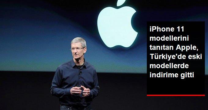 iPhone 11 Türkiye fiyatlarında bin TL indirime gitti
