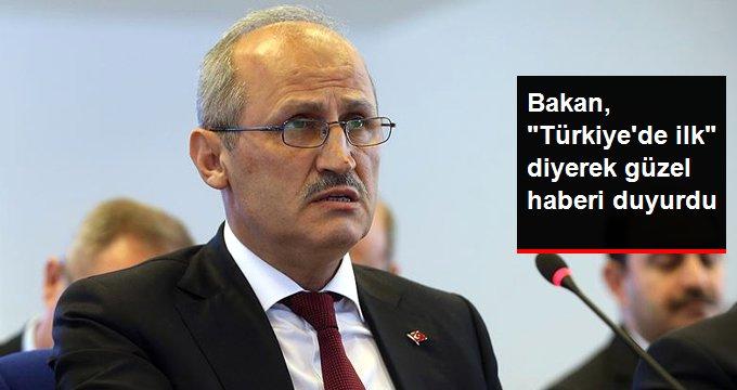 Türkiye'de ilk Defa Akıllı Ulaşım Altyapısını Tamamladık