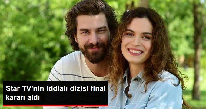 Star TV'nin iddialı dizisi Benim Tatlı Yalanım final kararı aldı
