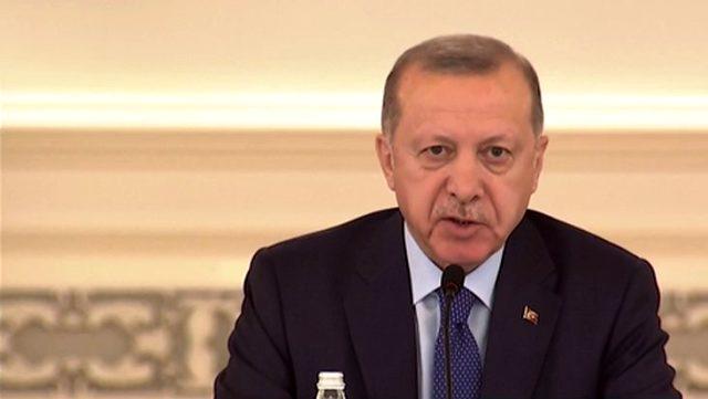"""Erdoğan: """"Bu sürecin ciddi ekonomik sonuçları olacak"""""""
