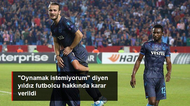 Trabzonspor, John Obi Mikel'in sözleşmesini feshetti