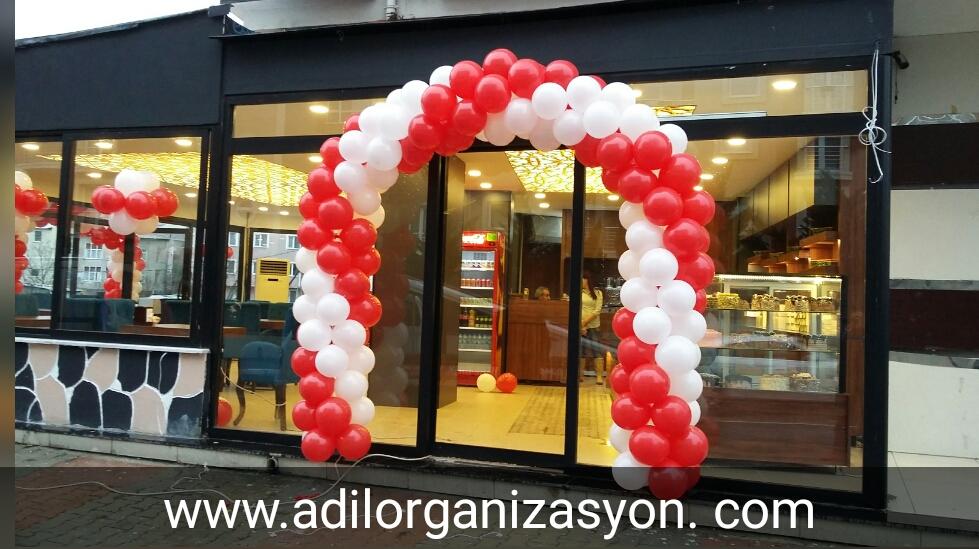 Balon Süsleme Organizasyonu Adil