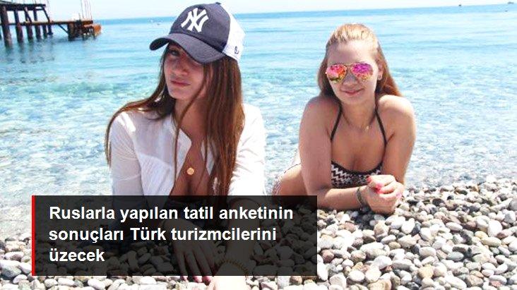 Ruslar, Bu Yıl Türkiye'ye Gelmeyi Düşünmüyor