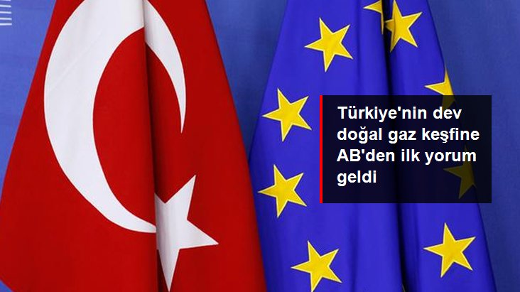 AB Türkiye Delegasyonu Başkanı Berger, Doğal Gaz Rezervini Değerlendirdi