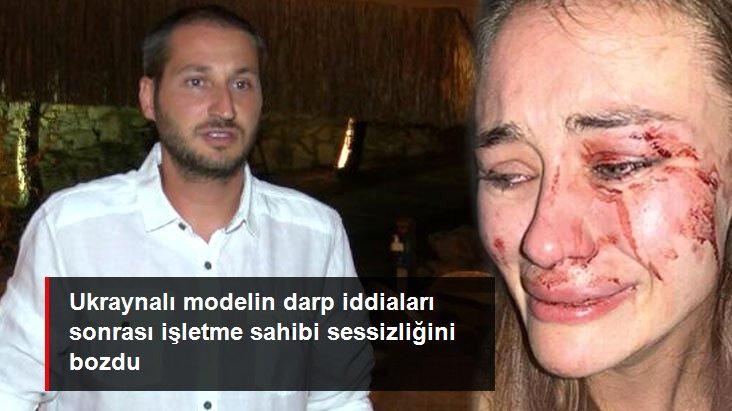 Model Daria Kyryliuk'un Şiddet Gördüğü Olaylı Gecenin Görüntüleri Ortaya Çıktı