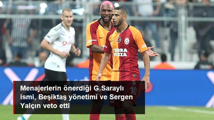 Beşiktaş, Menajerlerin Önerdiği Galatasaraylı Ryan Babel'i Veto Etti