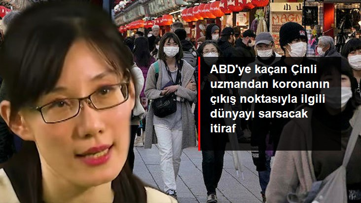 Çinli Virolog Dr. Li-Meng Yan'dan Gündemi Sarsacak İtiraf