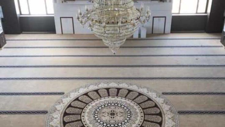 Ferahnurhali Cami Halısında Tecrübe