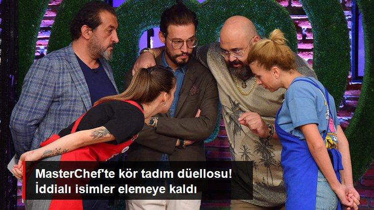 MasterChef Türkiye'de Elemeye Kalan İsimler Belli Oldu