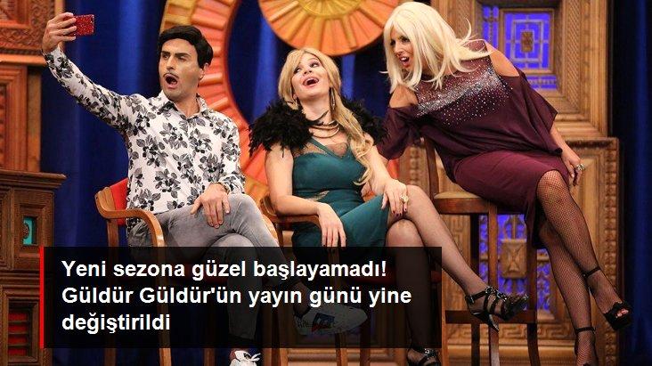 Güldür Güldür Show'un Yayın Günü Yine Değiştirildi