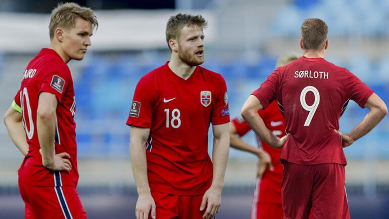 Türkiyenin 3-0lık galibiyeti Norveç basınında: Bundan daha kara gece olamaz