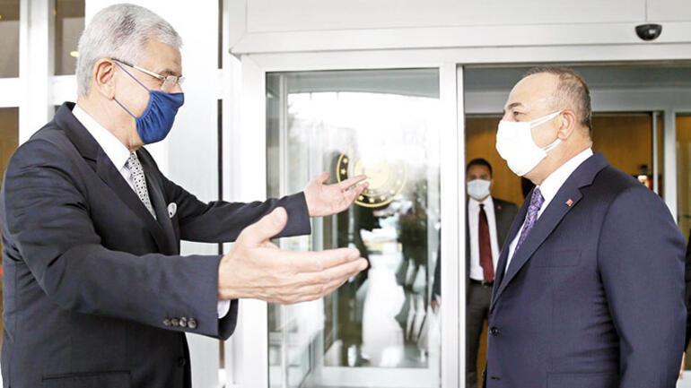 Ankara'da BM'yle buluşma